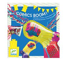 Comics boom