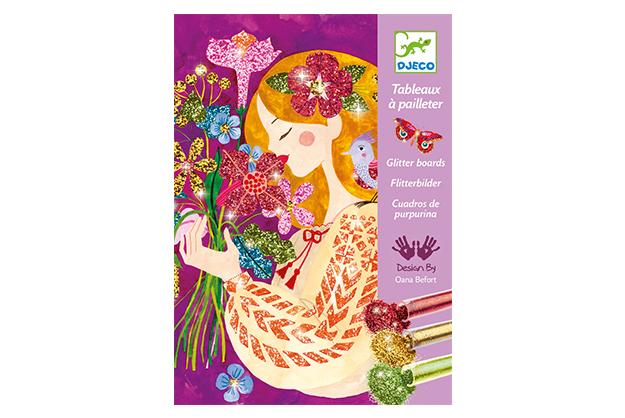 Purpurina El perfume de las flores