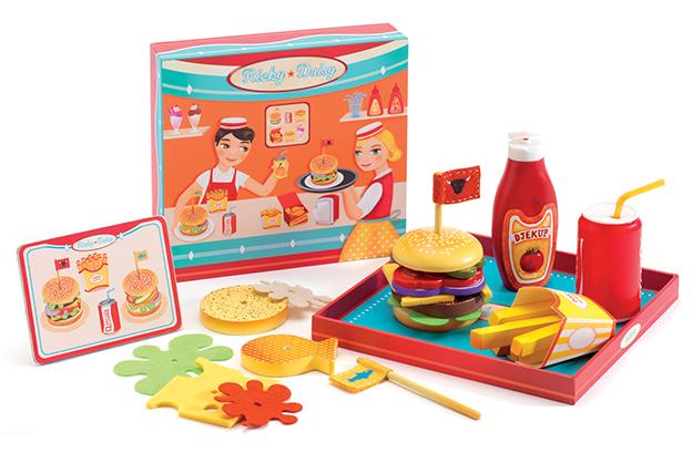 El Burger de Ricky y Daisy