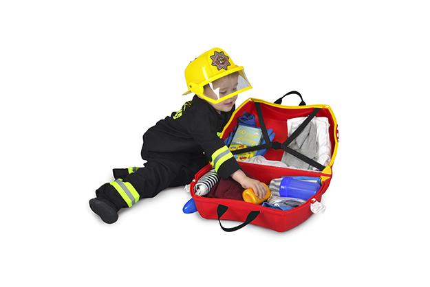 FRANK bombero nuevo