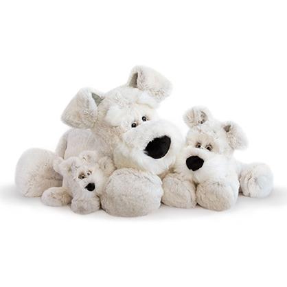 Softy chien Scottish