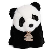 Les authentiques panda