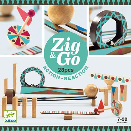 Zip & Go 28 pcs