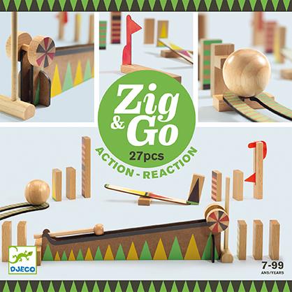 Zip & Go 27 pcs