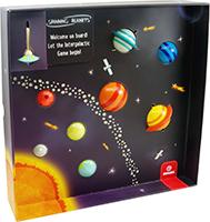 Conjunto peonzas planetas