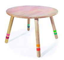 Mesa madera animalitos