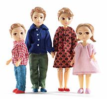 La familia de Thomas & Marion