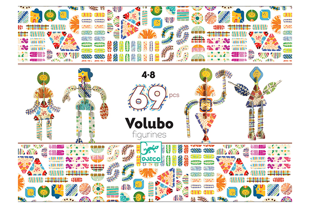 Volubo figurillas