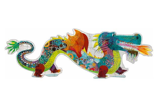 P. Gigante El Dragón León
