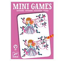 Mini-juegos las diferencias de Lea