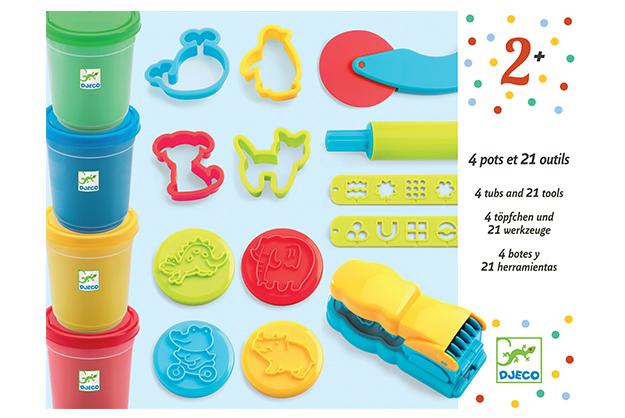 Pasta moldear Estuche con accesorios