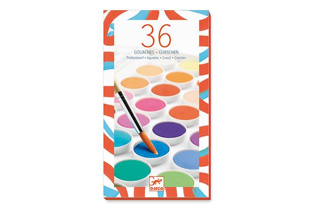 Colores Pinturas aguadas 36