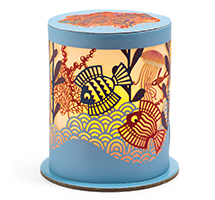 Mini lámpara de noche Océano