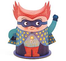 Mini lámpara de noche Mister super