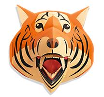 Pop-up trofeos Tigre