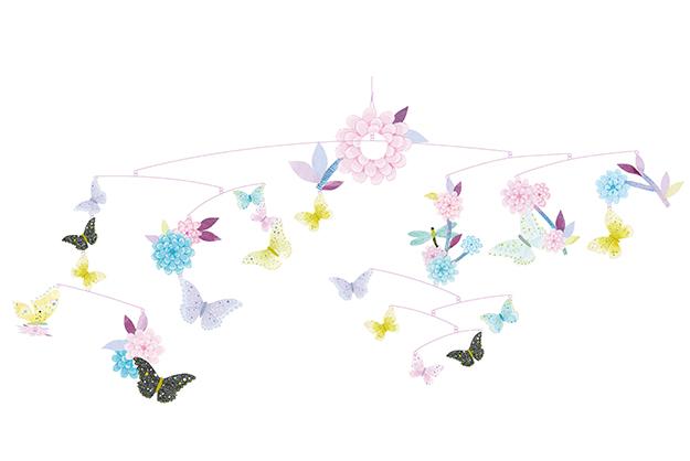Piruetas de mariposas