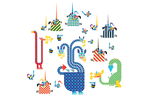 Stickers Dragones
