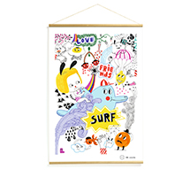 Fiesta de surf