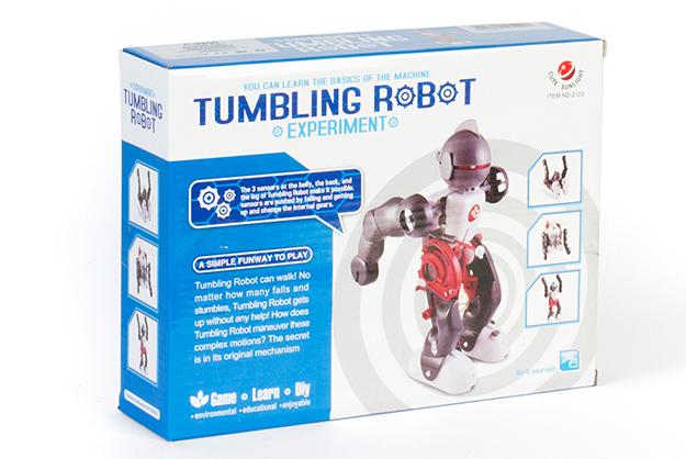 Kit Robot acrobático