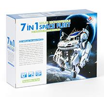 Kit Solar didáctico 7 x 1