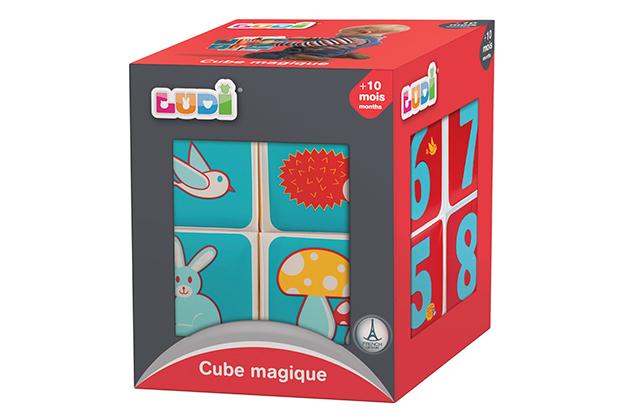 Cubo mágico Conejitos