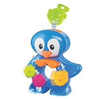 Estuche Baño Pingüino