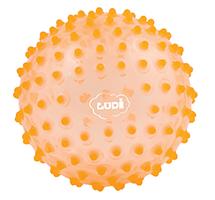 pelota sensorial naranja