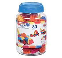 Bote de 80 piezas