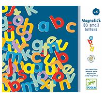 Magnéticos 83 Letras minúsculas