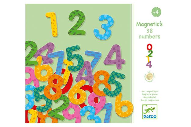 Magnéticos 38 números