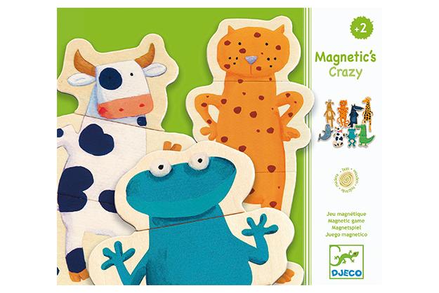 Magnéticos Animales locos