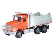 Mini camión volquete
